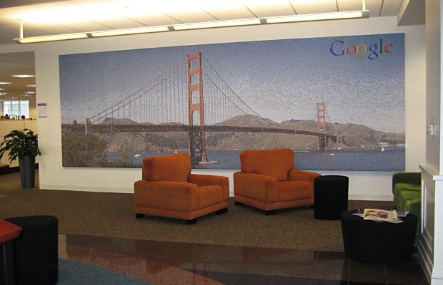 google san francisco office tour. The Google Office San Francisco Tour R