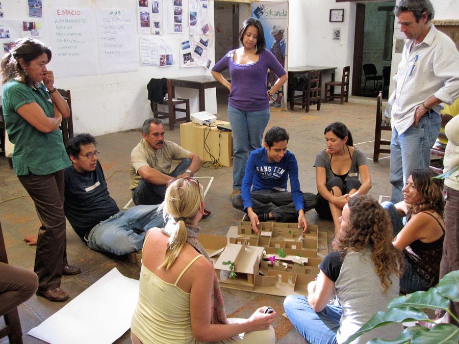 Designing Collaborative Spaces For Schools