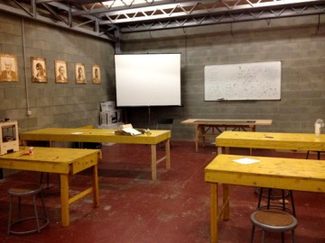 workshop / Fablab Torino