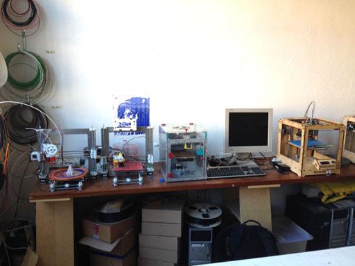 3D machines / Fablab Torino